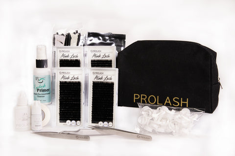 CLASSIC EYELASH EXTENSION TRAINING KIT:  Starter Kit