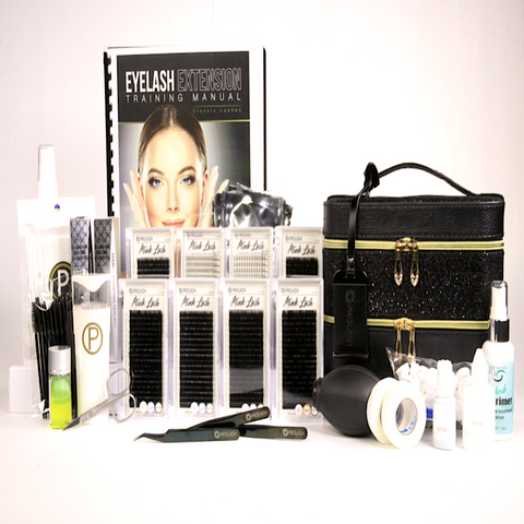 CLASSIC EYELASH EXTENSION TRAINING KIT:  Advanced Kit