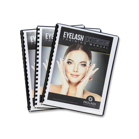 ProLash Classic Eyelash Extension Training Manual