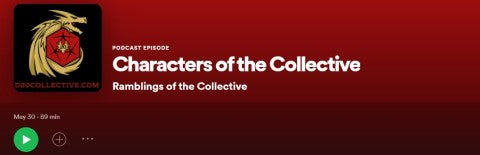 Characters of the Collective
