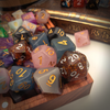 D20 Collective Acrylic Dice Subscription - D20 Collective - Subscription - DND Tabletop RPG Dice - 5DDice, Acrylic, Dice, subscription