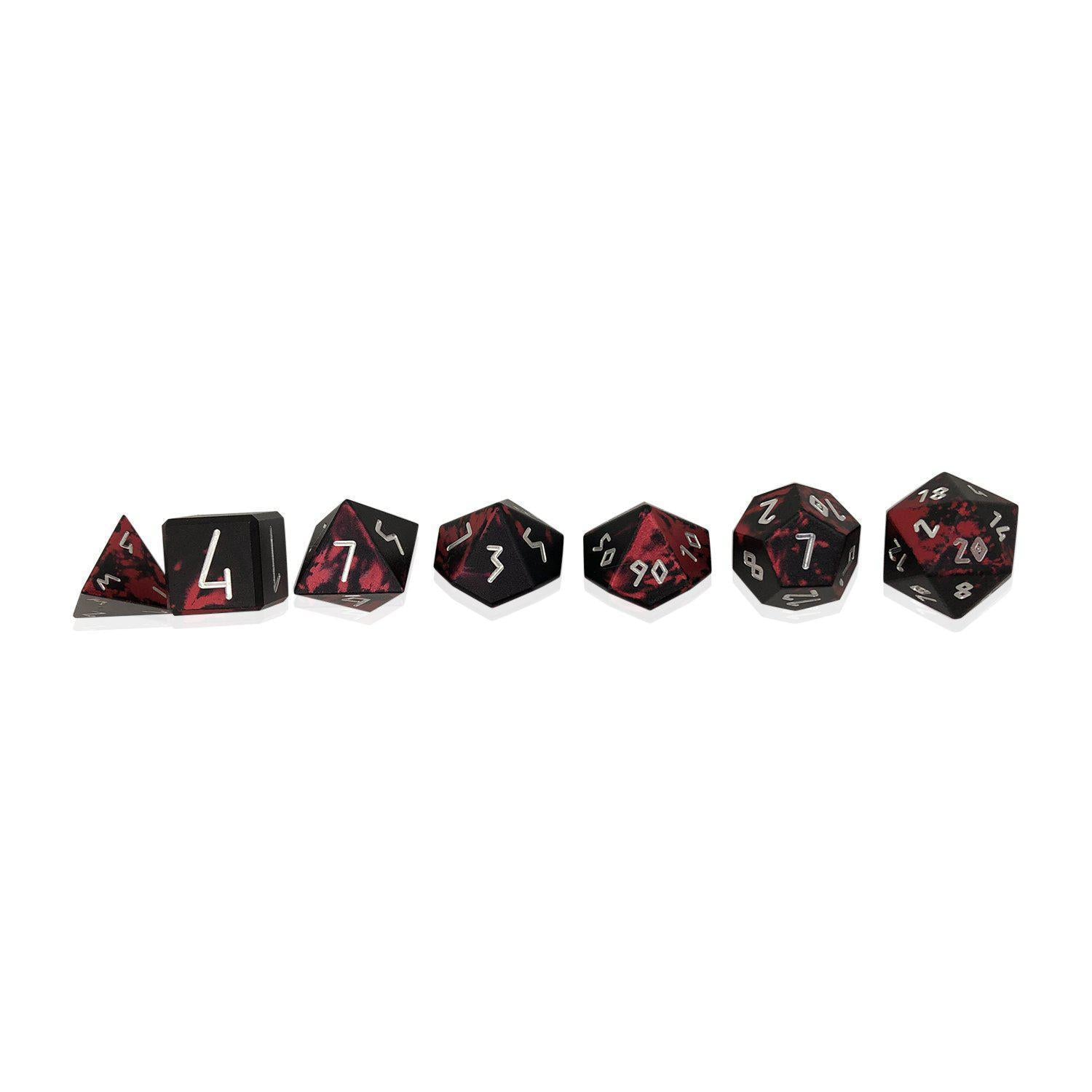 Demon S Blood Wondrous Dice By Norse Foundry D20 Collective Orcs, kobolds, gnomes, goblins or skeletons; norse foundry