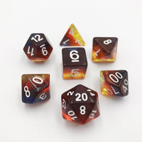 DnD-Chameleon - Hedronix-Dice-Dungeons and Dragons-D20 Collective