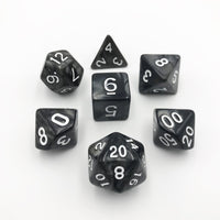 DnD-Dark Emulsion - Hedronix-Dice-Dungeons and Dragons-D20 Collective