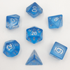 DnD-Dice Ice Baby - Hedronix-Dice-Dungeons and Dragons-D20 Collective
