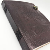 Druid's Leather Journal - DnD Notepad-DnD-Journal-Dungeons and Dragons-D20 Collective