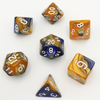 DnD-Dusk Nebula - Hedronix-Dice-Dungeons and Dragons-D20 Collective