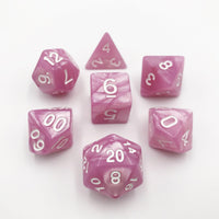 DnD-Heart of Pearl - Hedronix-Dice-Dungeons and Dragons-D20 Collective