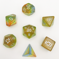 DnD-Lucid Redux - Hedronix-Dice-Dungeons and Dragons-D20 Collective
