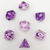 Purple Nebula - Hedronix-DnD-Dice-Dungeons and Dragons-D20 Collective