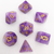 Purple Stratosphere - Hedronix-DnD-Dice-Dungeons and Dragons-D20 Collective