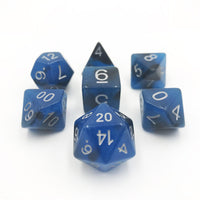 DnD-Radiant Frost - Glow in the Dark-Dice-Dungeons and Dragons-D20 Collective