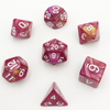 DnD-Red Emulsion - Hedronix-Dice-Dungeons and Dragons-D20 Collective