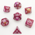 Red Emulsion - Hedronix-DnD-Dice-Dungeons and Dragons-D20 Collective