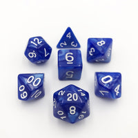 DnD-Sky Nebula - Hedronix-Dice-Dungeons and Dragons-D20 Collective