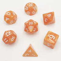 DnD-Solar Flare - Hedronix-Dice-Dungeons and Dragons-D20 Collective