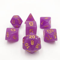 DnD-Sparkling Magenta - Hedronix-Dice-Dungeons and Dragons-D20 Collective