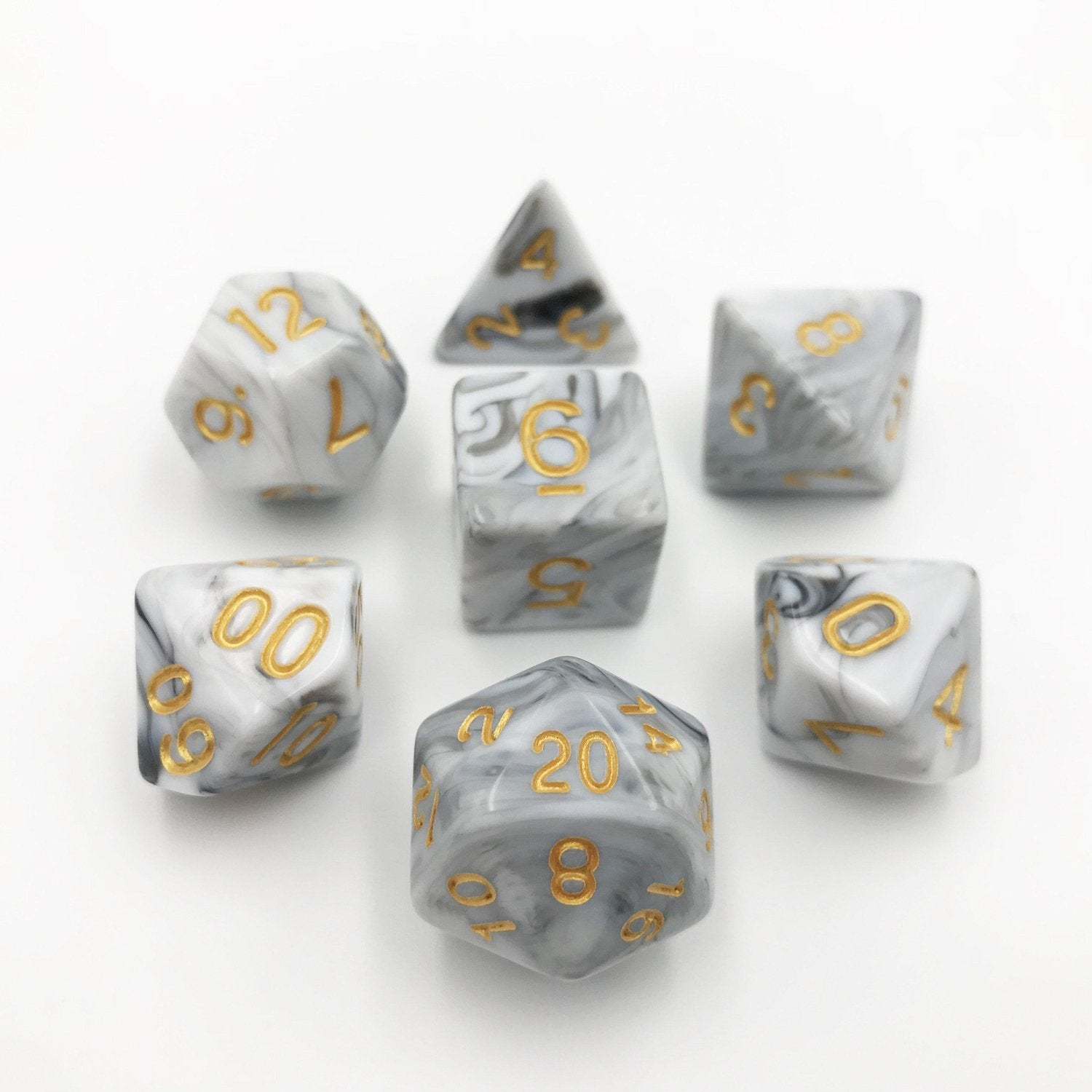 Storm - Hedronix-DnD-Dice-Dungeons and Dragons-D20 Collective