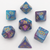 Tidal Serenity - Hedronix-DnD-Dice-Dungeons and Dragons-D20 Collective
