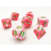 DnD-Watermelon - Hedronix-Dice-Dungeons and Dragons-D20 Collective