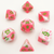 Watermelon - Hedronix-DnD-Dice-Dungeons and Dragons-D20 Collective