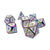 Prismatic Light - 7 Piece Metal Dice Set