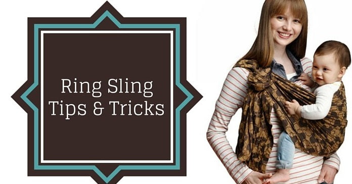 Safe ways to wear a Ring Sling