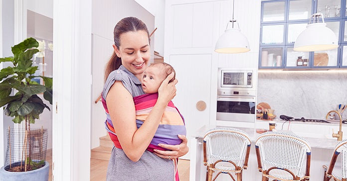 Baby Safety, Ring Sling and Alarms to Avoid