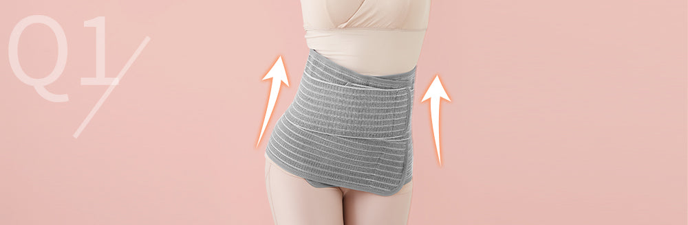 Is the belly band uncomfortable?