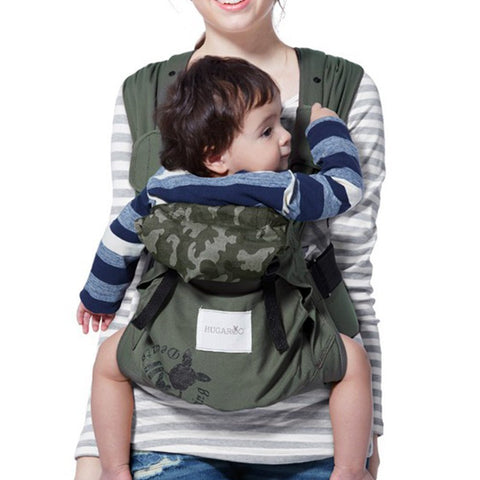 Hugaroo Cross Back Temperature Balance Baby Carrier