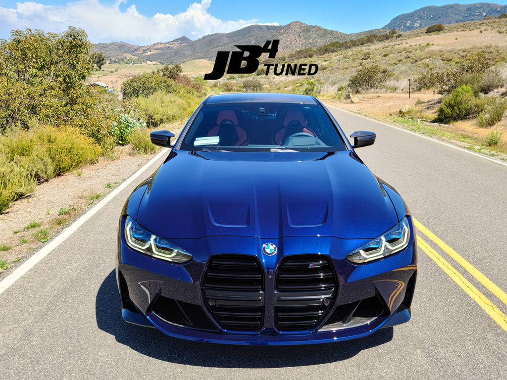 G82 S58 BMW M4 competition Jb4 Tuner tune chip tuning software JB4 Performance Tuner tune tuning software stage 2 Stage 3