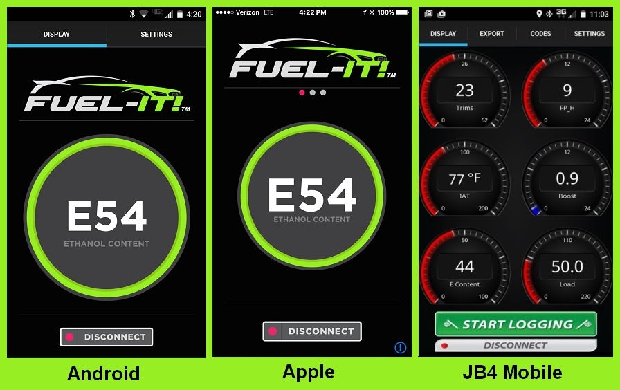 Fuel-It! E85 Ethanol Content Tester