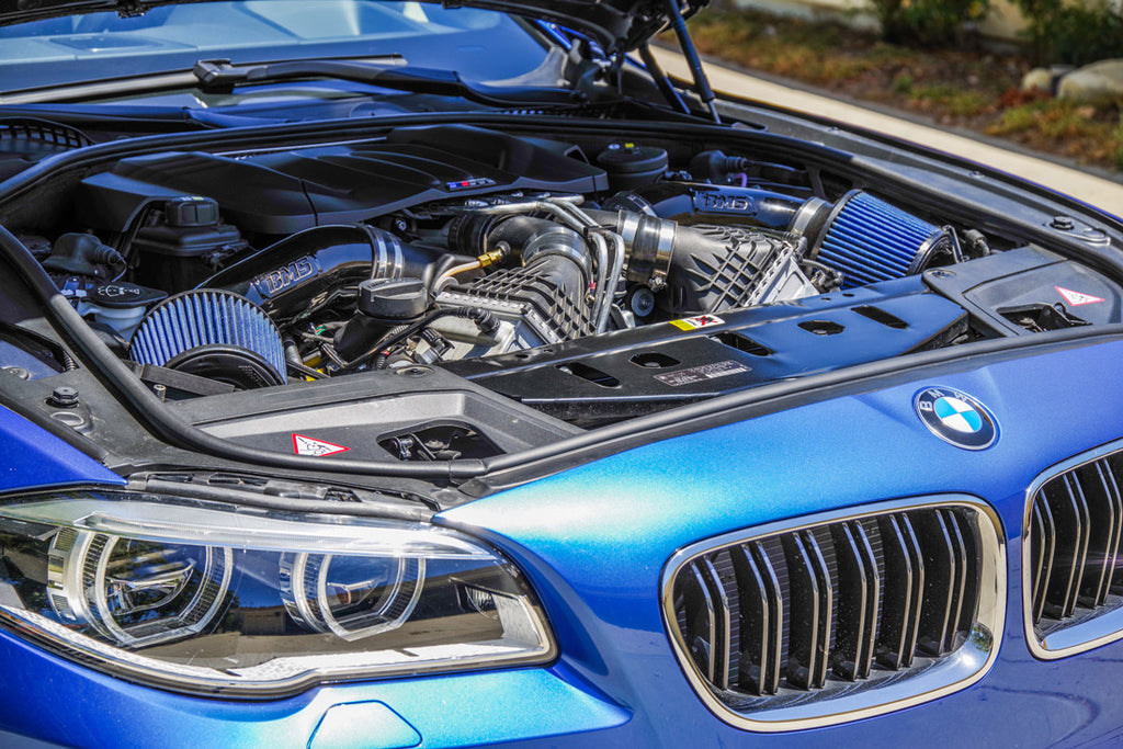 F10 BMW M5 BMW M6 BMS Elite S63TU Intake Charge pipes Burger Motorsports Burger Tuning