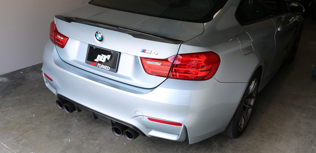F80 M3 M4 Exhaust Tips F82 bmw