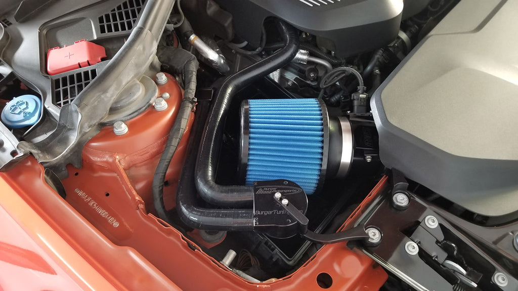 B48 BMW 230 330 oil catch can by Burger Motorsports JB4