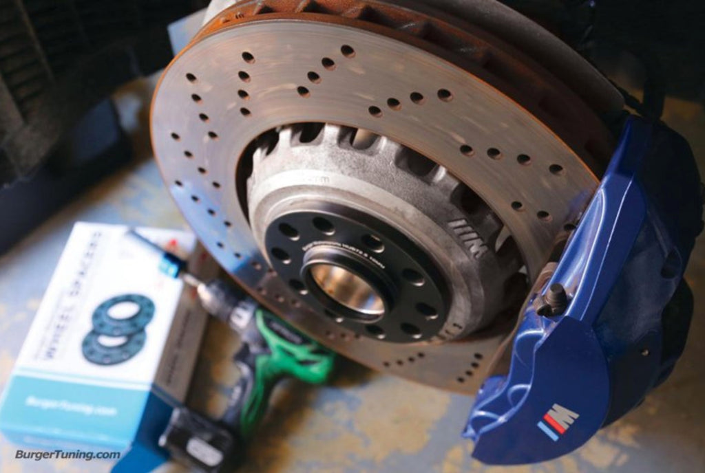 Best BMW wheel spacers