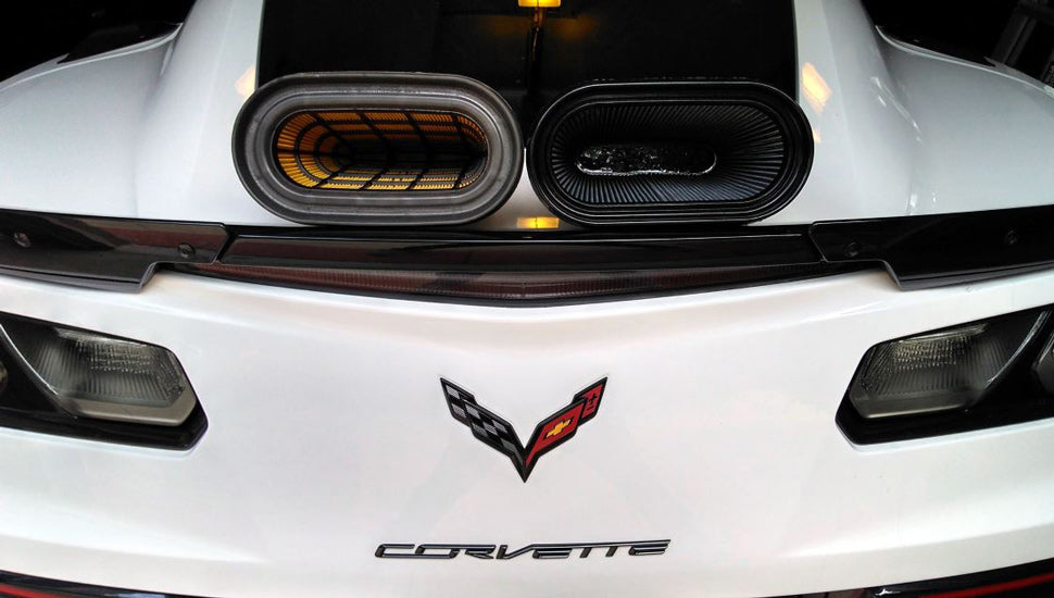 Corvette C7 Replacement Performance Dry Filter replaces A3191C