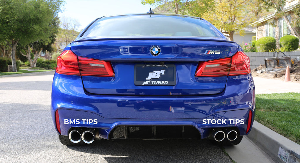 BMW M5 F90 Exhaust System