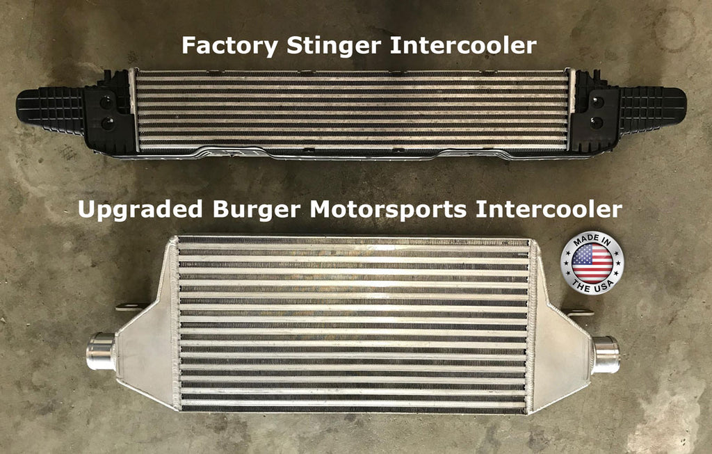 Kia Stinger Intercooler for 2018 2019 2020 2021 KIA Stinger 3.3t
