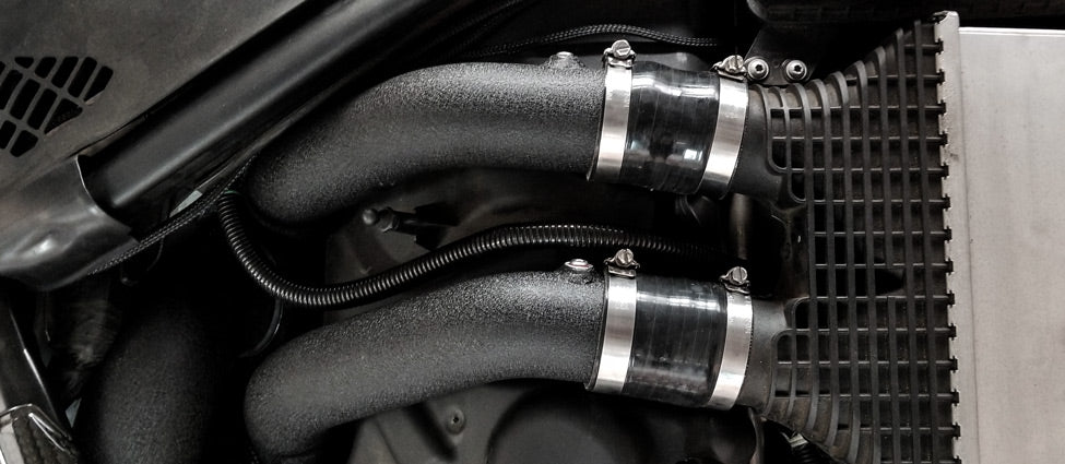S55 BMW charge pipes