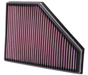 K&N 33-2942 - 335D Diesel Drop-In Performance Air Filter - Burger Motorsports