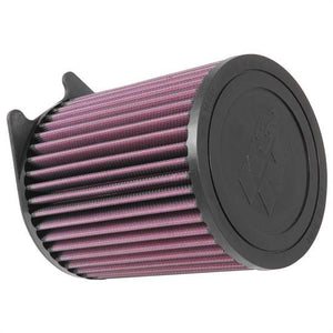 K&N E-0661 Air Filter, Mercedes Benz 2.0L