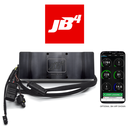 JB4 Performance tuner chip for 2017+ Carrera/S/GTS - Burger Motorsports