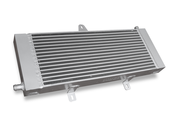 BMS High Capacity Intercooler Heat Exchanger for Infiniti Q50/Q60 - Burger Motorsports