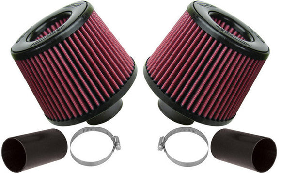 BMS Dual Cone Performance Intake for N54 BMW (DCI) - Burger Motorsports