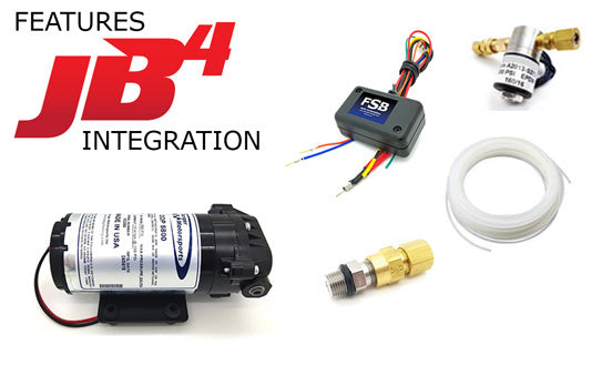 BMS Water Injection Kit for S55 M3/M4 BMW - Burger Motorsports