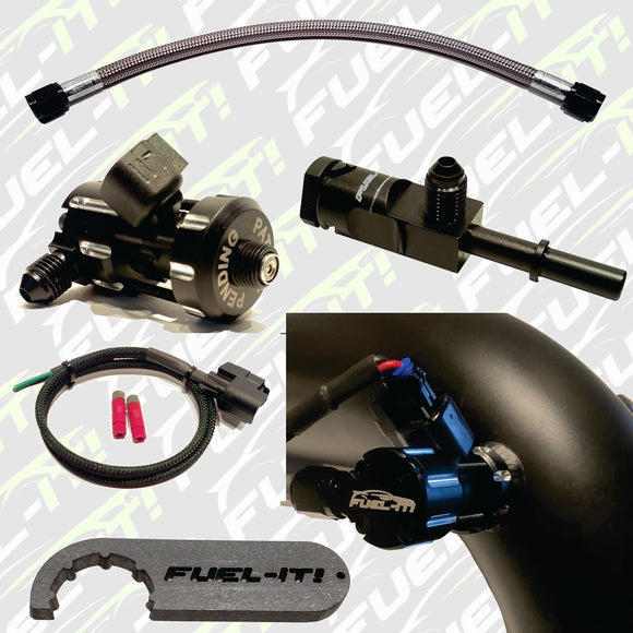 Fuel-It Charge Pipe Injection (CPI) Starter Kit