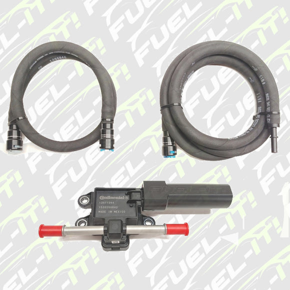 Fuel-It FLEX FUEL KITS for F Chassis S55 BMW