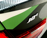 Official JB4® Car Emblem/Badge - Burger Motorsports