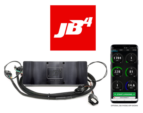 JB4 Performance Tuner for Infiniti Q50/Q60 3.0T w/ Fuel Control Wires & Billet Enclosure - Burger Motorsports